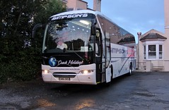 Simpson's Tourliner (Better Living Through Chemistry37 (Archive 2)) Tags: simpsonscoaches neoplan tourliner sm16ons n2216shd coaches transport