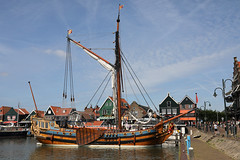 Volendam 010620194 (Tristar1011) Tags: volendam ijsselmeer nederland holland noordholland thenetherlands statenjacht utrecht zeilschip