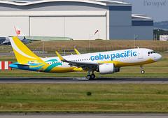 F-WWBI Airbus A320 Neo Cebu Pacific (@Eurospot) Tags: fwwbi rpc3239 airbus a320 neo 8988 lfbo toulouse blagnac cebupacific