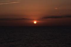 Sunset after Leaving CARTAGENA (21) (John Carson Essex UK) Tags: supersix sunset rainbowofnature photographyvision cruise cruiseships sunsetoverthesea