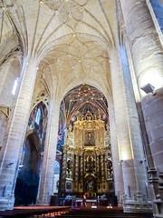 altar mayor y boveda interior Concatedral de Santa Maria de la Redonda Logroño La Rioja 01 (Rafael Gomez - http://micamara.es) Tags: españa logroño esp larioja concatedral de y mayor interior altar boveda santa la maria rioja redonda