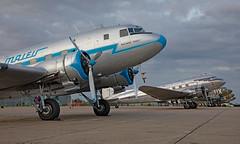 HA-LIX - Lisunov Li-2T - EGSU (Seán Noel O'Connell) Tags: malev halix lisunov li2t li2 dc3 c47 dakota daksoverduxford daksovernormandy dday egsu aviation avgeek aviationphotography planespotting military