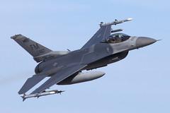 USAF F-16C Fighting Falcon (nickchalloner) Tags: 851487 85487 general dynamics lockheed martin f16 f16c fighting falcon viper 93 93rd fighter squadron fs 482 482nd wing fw raf lakenheath royal air force lkz egul usaf usafe united states america gd afrc fm