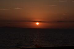 Sunset after Leaving CARTAGENA (9) (John Carson Essex UK) Tags: supersix sunset rainbowofnature photographyvision cruise cruiseships sunsetoverthesea