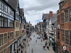 Chester, United Kingdom, May 2019