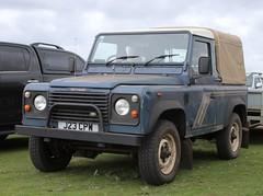 J23 CPW (Nivek.Old.Gold) Tags: 1993 land rover defender 90 tdi pickup tilt 2495cc
