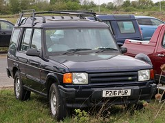 P216 PUR (Nivek.Old.Gold) Tags: 1997 land rover discovery tdi 5door 2495cc phillautos