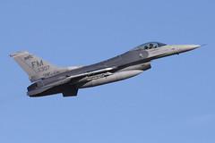 USAF F-16C Fighting Falcon (nickchalloner) Tags: 860307 86307 general dynamics gd lockheed martin f16 f16c fighting falcon 93 93rd fs fighter squadron 482 482nd fw wing raf lakenheath royal air force lkz egul usaf usafe united states america afrc fm