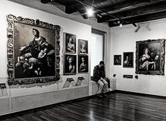Contemplation (Franco-Iannello) Tags: blackwhite blackandwhite artistic people