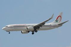 CN-RNZ (LIAM J McMANUS - Manchester Airport Photostream) Tags: cnrnz royalairmaroc marocair at ram boeing b737 b738 738 b73h 73h boeing737 boeing737800 egcc manchester man