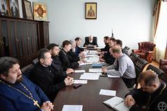 Заседание Ученого совета МинДА