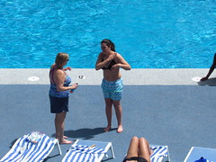 IMG_6910 (grooverman) Tags: las vegas trip vacation april 2019 ballys pool bikini stomach canon powershot sx530