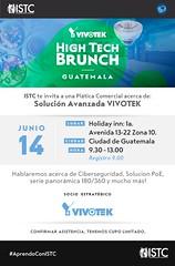 HTBrunch-Vivotek-Guatemala-14-Junio (marketingISTC) Tags: