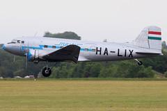 HA-LIX (GH@BHD) Tags: halix lisunov li2 li2p malev goldtimerfoundation dux duxfordairfield duxford aircraft aviation vintage airliner daksovernormandy historicaircraft propliner