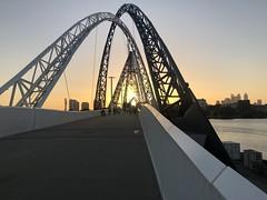 The Matagarup Bridge (David Jones) Tags: westernaustralia perth swanriver matagarupbridge bridge