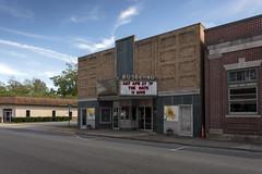 Roseland Theatre, Onancock, VA (Dean Jeffrey) Tags: virginia onancock theater movietheater marquee