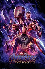 Day 155 (Iain Purdie) Tags: 2019 happy film movie avengers endgame ironman thor captainamerica