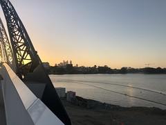 The Swan River from the Matagarup Bridge (David Jones) Tags: westernaustralia perth swanriver matagarupbridge bridge