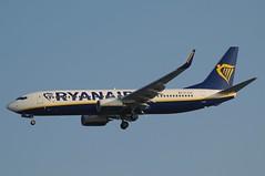 EI-GJO (LIAM J McMANUS - Manchester Airport Photostream) Tags: eigjo ryanair fr ryr boeing b737 b738 738 b73h 73h boeing737 boeing737800 egcc manchester man