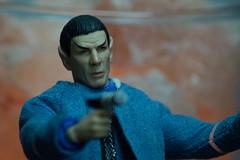 1620-156 Cropped Sensor Lens Testing Mr. Spock Cropped (misterperturbed) Tags: mezco mezcoone12collective one12collective startrek nikon nikkor nikkor55300dx vibrationreduction thecage startrektos misterspock