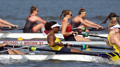 June 2, 2019:  NCAA women's rowing championships, Division I and III-I Eights Finals (carpingdiem) Tags: ncaawomensrowingchampionships rowing eaglecreekpark finals 2019