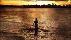Brasília - Ermida Dom Bosco (sileneandrade10) Tags: sileneandrade ermidadombosco pôrdosol parque sunset lagoparanoá parqueecológico parqueecológicodombosco água lago reflexo silhueta silhouette nikoncoolpixp900 nikon