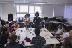 Eletrônica Básica para Experimentação com o Som (_GIIP) Tags: workshop giip ia unesp arte tecnologia pesquisa acadêmica academia conhecimento eletrônica básica experimentação experimental som sonora universidade estadual paulista sãopaulo