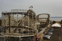 Cyclone (Manzari) Tags: nyc brooklyn coneyisland amusementpark