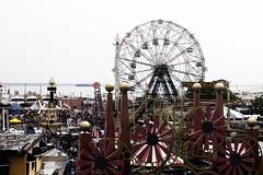 Wonder Wheel (Manzari) Tags: nyc brooklyn coneyisland amusementpark