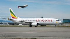 ET-AQQ - Ethiopian Airlines - Boeing 737-830 (bcavpics) Tags: britishcolumbia canada vancouver plane airplane aircraft aviation boeing airliner 737 ethiopianairlines 738 etaqq yvr cyvr bcpics