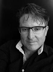 Stephen in Monochrome (Stephen J Pollard (Loud Music Lover of Nature)) Tags: stephen portrait selfportrait