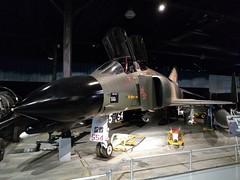 McDonnell Douglas F-4D Phantom II (Sentinel28a1) Tags: mcdonnelldouglas f4 f4d phantomii 8thtfw ubonrtafb usaf howerton voight vietnamwar fighter aircraft museumofaviation robinsafb