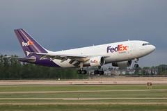 fedex_310_n807fd_yeg_3 (Lensescape) Tags: fedex federalexpress a310 310 310f airbus yeg cyeg 2019 n807fd
