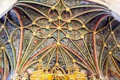 boveda altar mayor interior Concatedral de Santa Maria de la Redonda Logroño La Rioja 03 (Rafael Gomez - http://micamara.es) Tags: españa logroño esp larioja concatedral santa de la mayor maria interior altar rioja redonda boveda
