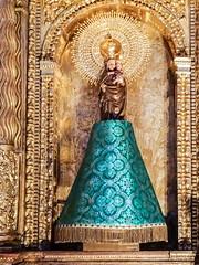 imagen La Virgen escultura interior Concatedral de Santa Maria de la Redonda Logroño La Rioja 01 (Rafael Gomez - http://micamara.es) Tags: españa logroño esp larioja concatedral santa de la maria interior escultura rioja virgen imagen redonda