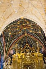 boveda altar mayor interior Concatedral de Santa Maria de la Redonda Logroño La Rioja 02 (Rafael Gomez - http://micamara.es) Tags: españa logroño esp larioja concatedral santa de la mayor maria interior altar rioja redonda boveda