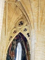 boveda nave lateral interior Concatedral de Santa Maria de la Redonda Logroño La Rioja 02 (Rafael Gomez - http://micamara.es) Tags: españa logroño esp larioja concatedral santa de la maria interior nave rioja redonda lateral boveda