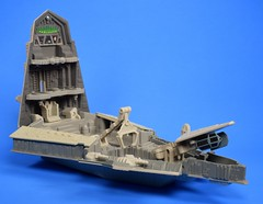MicroMachines Star Wars Star Destroyer / Space Fortress Transforming Action Set by Galoob (FranMoff) Tags: toys starwars galoob micromachines playset stardestroyer actionfleet transforming actionset spacefortress