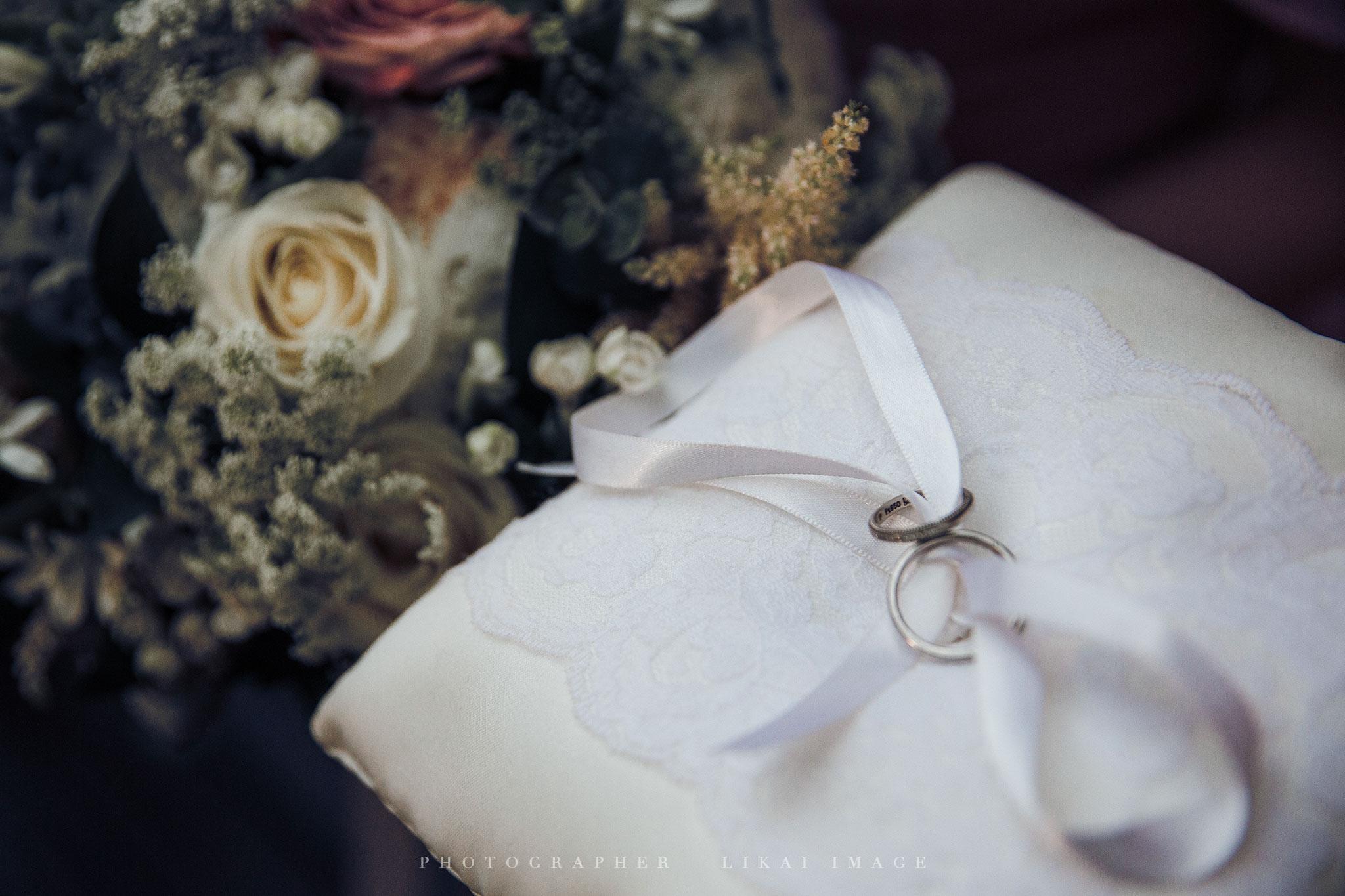 婚禮紀錄 - Vicky & Dehua - 烏來La Villa