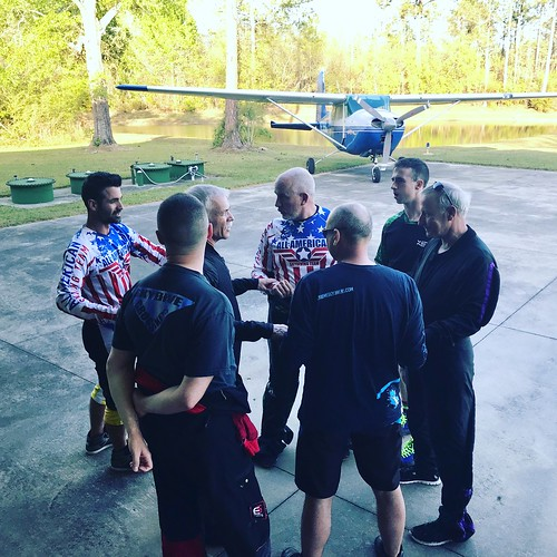 Skydiving 2019, dirt-diving with the Boyz from Alabama