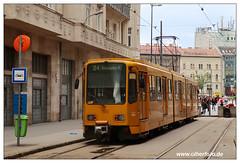 Tram Budapest - 2019-07 (olherfoto) Tags: tram tramcar tramway strasenbahn villamos budapest ungarn hungary bkv hannover