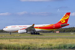 B-6116 A332 HAINAN AIRLINES YBBN (Sierra Delta Aviation) Tags: hainan airlines airbus a332 brisbane airport ybbn b6116