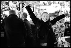 Happy (Micke Borg) Tags: stockholm sweden sverige söder södermalm folkungagatan leica m4 voigtlander nokton classic 35mm 14 ilford hp5 640 kodak xtol