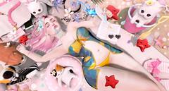 ♥♥♥ (ღ ღ[[J E SSIE ]] ღ ღ) Tags: halfdeer thearcade ~nerido~ tableauvivant mishmish genus babyface girl secondlifephoto photography genusproject secondlife cute kawaii sl maitreya prtty