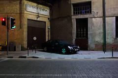 (Giorgos Mantas) Tags: review new topographic banal banality colour night city urban fuji mercedes