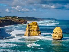 Port Campbell National Park 18 (deepaqua) Tags: horizon victoria ocean greatoceanroad australia seascape twelveapostles landscape portcampbellnationalpark southernocean