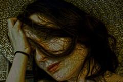 windy day (Mau Silerio) Tags: portrait hat lips beautiful beauty hair stylish style fashion fashionable model modeling posing girl romanian sony alpha