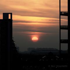 M2270587 E-M1ii 106mm iso200 f4 1_200s -0.7 (Mel Stephens) Tags: 20190227 201902 2019 q1 1x1 square olympus mzuiko mft microfourthirds m43 40150mm omd em1ii ii mirrorless uk scotland glasgow structure sunset