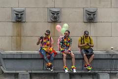 BelgianPride 2019_03 (jefvandenhoute) Tags: belgium belgië brussels brussel light bruxelles lesbiangaypride pride 2019 colors