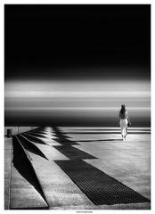 Boulevard Of Broken Dreams... (michel di Méglio) Tags: bw nikon monochrome marseille noiretblanc blackandwhite